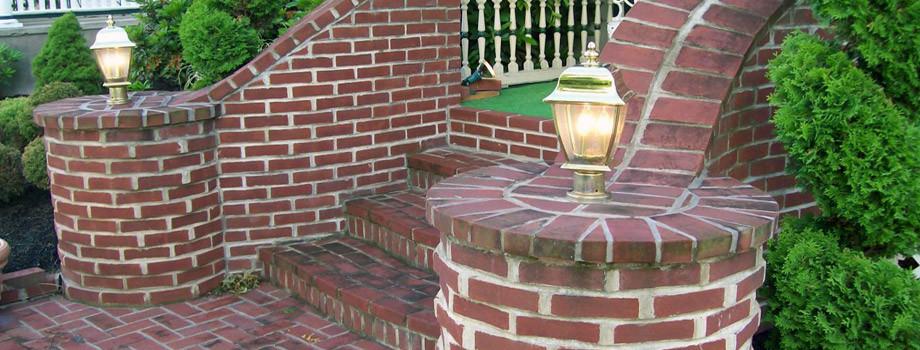 Custom Brick Porches Michigan